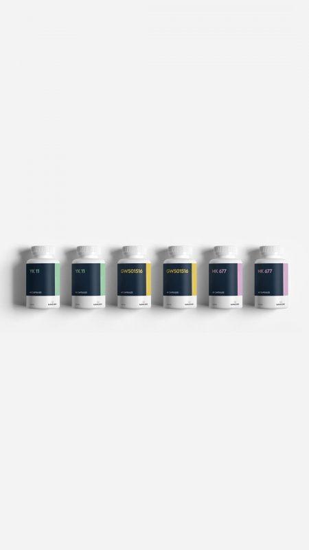 legendary stack capsules