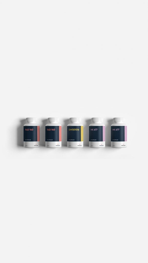 performance stack capsules